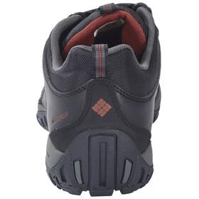 Columbia Peakfreak Venture Waterproof Shoes Men black / gypsy